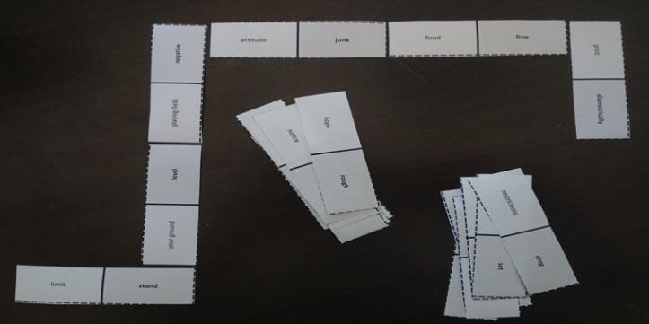 Language Dominoes