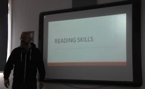 Oliver. Reading skills